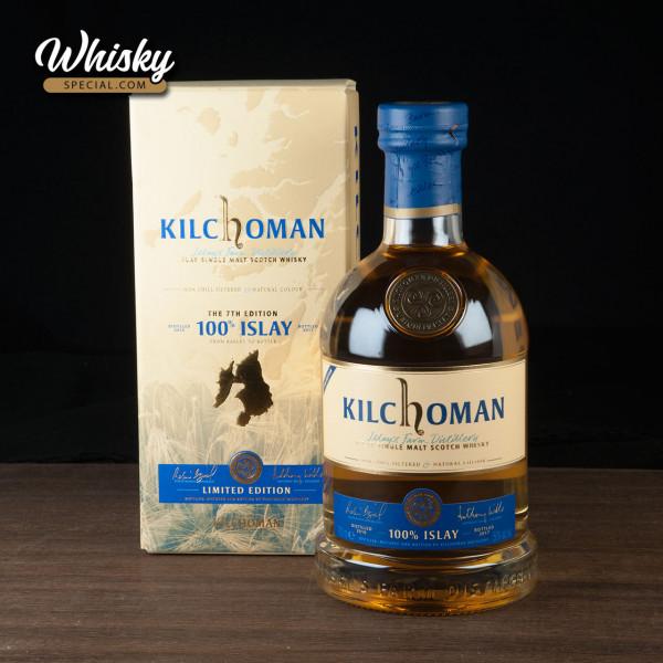 Kilchoman 100% Islay, 7th Edition 2017