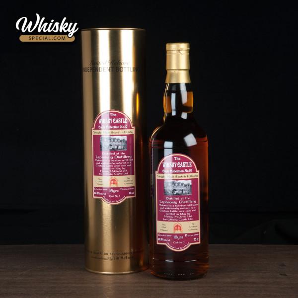 Laphroaig, 1999 Murray McDavid, Whisky Castel, Collection No. 10