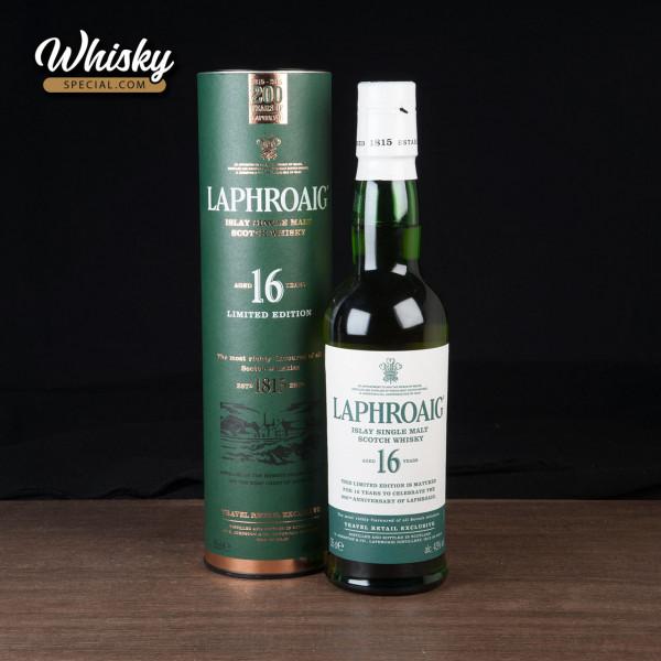 Laphroaig, 16-year-old, Limited Edition